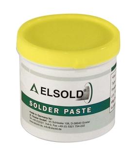 Solda Em Pasta Sn96.5Ag3Cu0.5 4x500g Elsold - LOTPAST0004