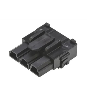 42816-0312 - Wire-To-Board Connector, 10 mm, 3 Contacts, Rec - MX428160312