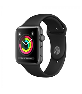 Smartwatch Apple Watch Series 3 38mm Space Grey - MTF02QL/A