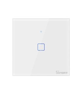 Sonoff TX-T0EU1C - Interruptor WiFi Parede SONOFF - MX190314009