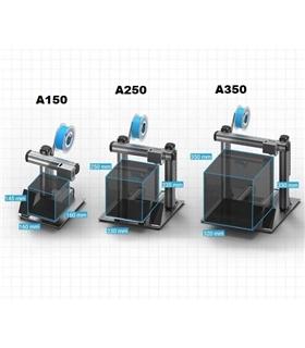 Impressora 3D 3-em-1 Laser + CNC - SNAPMAKERA150