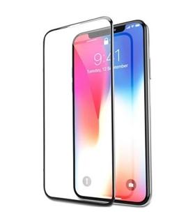 Vidro Temperado Iphone X / XS / 11PRO 5D Preto - VTIPHONEXS11P5DB