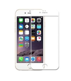 Vidro Temperado Iphone 7 8 5D Branco - VTIPHONE785DW