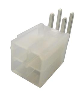 39301040 - Fichas Molex MiniFit 4 Contactos 4.2mm 90º - MX39301040