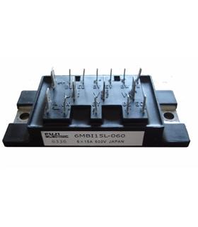 6MBI15L-120 - Modulo IGBT 1200V 15A - 6MBI15L-120