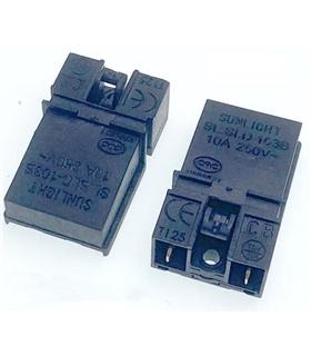 SLD-103B - Termostato 10A 250V - SLD-103B