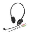 HS-200C - Auscultadores Stereo C/ Microfone