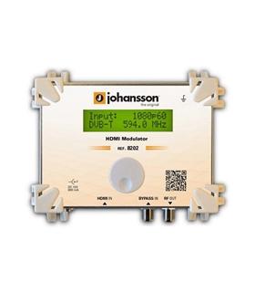 8202 - Modulador HDMI Johansson DVB-T / DVB-C - 8202