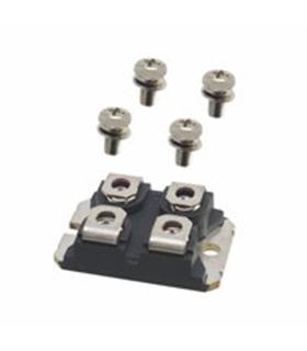 MTE53N50E - TMOS Power FET, 53A, 500V, 460W, 0.08Ohm - MTE53N50E