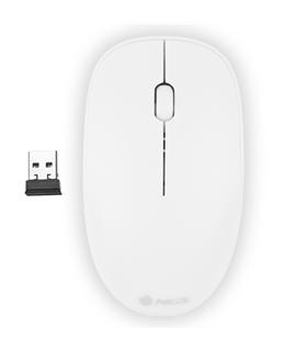FOGWHITE - Mini Rato Wireless NGS Branco - FOGWHITE