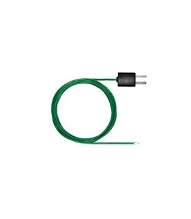 0602 0646 - Termopar com adaptador TP - Termopar, flexível - T06020646
