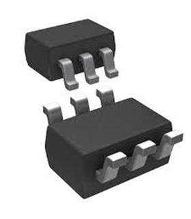 SN74LVC2G04DCKR - Circuito Integrado, Logic IC, SOT70-6 - SN74LVC2G04DCKR