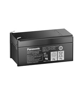 LC-R123R4PG - Bateria PANASONIC 12V 3.4Ah 20HR - LC-R123R4PG