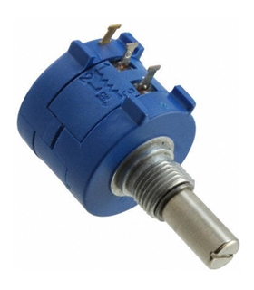 3590S-2-502L - Potenciometro Multivolta 10Voltas 5K - 3590S-2-502L