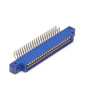 EBC22DRAS - Conector EDGE 44 Pinos Femea - EBC22DRAS