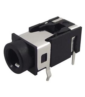 68125 - Conector Jack 4 Vias, Fêmea, 3.5mm, CI - FC68125