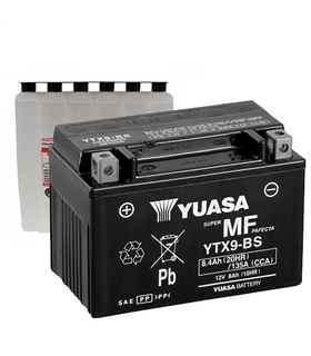 Bateria Moto YTX9-BS 12V 8.4Ah 135A - YTX9BS
