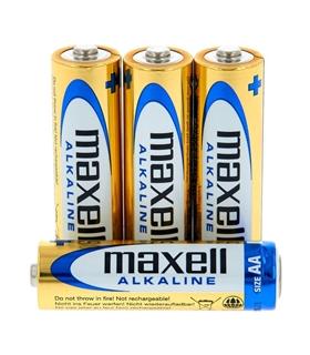 Pilha LR6 AA Alcalina - Pack 10 Maxell - 169LR6M10