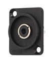CP303100 - Tomada Painel Jack Femea 3.5mm Stereo - CP303100
