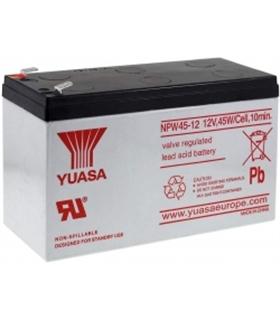 NPW45-12 - Bateria VRLA Yuasa 12V - NPW45-12