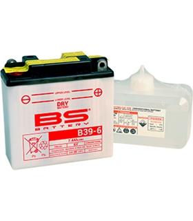 B39-6 - Bateria para Moto 6V 7Ah - B39-6