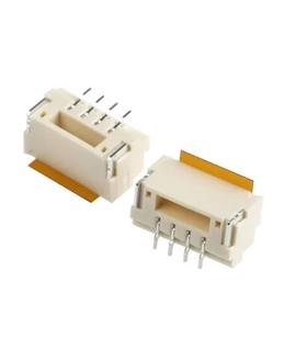 BM04B-GHS-TBT - Conector, JST, serie GH, PCB 90º, 4 Pins - BM04BGHSTBT