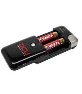 DCU36100020 - Carregador Pilhas Univ. Pilhas e Baterias - DCU36100020