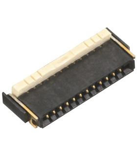 AYF532835 - Conector FFC/FPC, 0.5mm, 28 Pinos - AYF532835