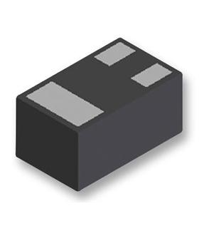 MMBT3904LP-7B - Transistor, NPN, 40V, 0.2A, 0.4W, TSLP - MMBT3904LP-7B