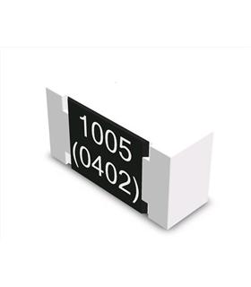 Condensador Ceramico Smd 100nF 25V Caixa 0402 - 33100N25V0402