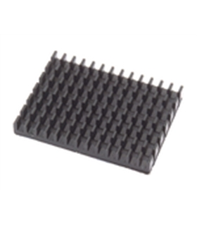 Dissipador de calor 40x30x5mm para Raspberry Pi 4 - MX0120180