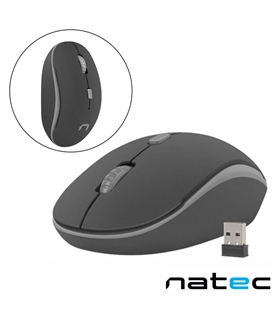 NMY-1189 - Rato Optico Sem Fios 800-1600dpi USB - NMY-1189