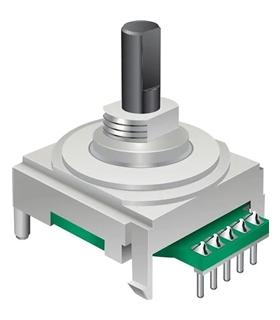 EPS1D-F19-BD0024L - Encoder, 24PPR - EPS1DF19BD0024L
