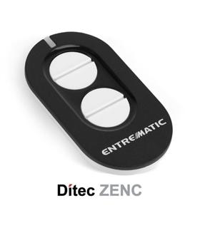 ZEN4C - Comando Emissor 4CH 433Mhz Código Fixo - ZEN4C