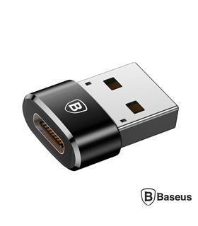 CAAOTG-01 - Adaptador USB-A Macho - USB-C Femea - CAAOTG-01