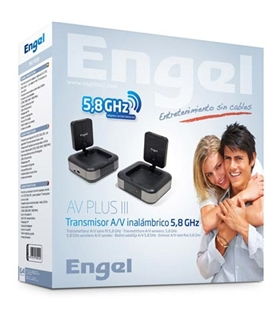 MV7230 - Transmissor A/V Engel 5.8GHz - MV7230