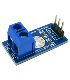 Módulo Sensor de Tensão, Alta Sensibilidade, B25 - MXAK004