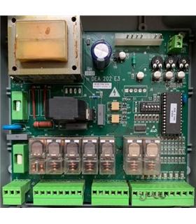 Reparação Placa Portão DEA 202 E3 - OFI-SERV028
