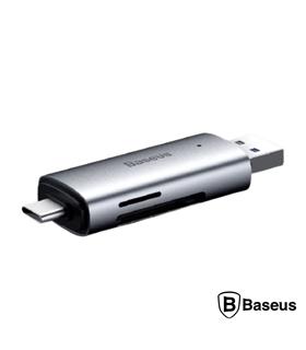 CADKQ-B0 - Leitor de Cartoes de Memoria USB / USB-C - CADKQ-B0