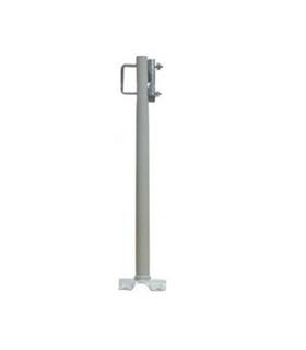 SU0416 - Suporte Fixação Mural para Mastro 50cm Melhorado - SU0416