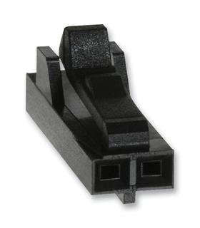 104257-1 - Ficha, AMPMODU, 2 Pinos, 2.54mm, Femea - 104257-1