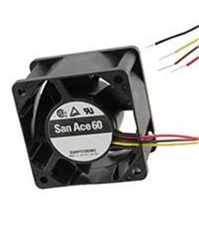 9GA0424P6H001 - Ventilador 24V 40x40x20mm 1.92W 4 Fios - 9GA0424P6H001