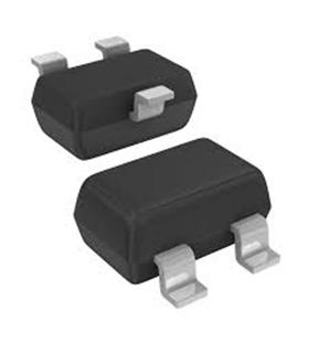 MMST5551 - Transistor, NPN, 160V, 0.2A, 200mW, SOT-323-3 - MMST5551