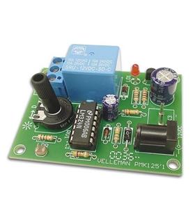 MK125 - Mini Kit de Montagem Sensor de Luz - MK125