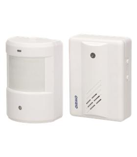 Mini Alarme com detetor movimento PIR sem fios - ORMA702