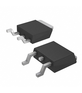P5506BDG - MOSFET, N-CH, 60V, 22A, 50W, 0.055Ohm, TO252 - P5506BDG