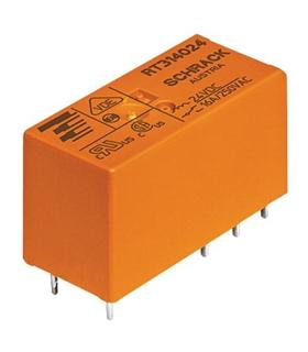 RT314048 - Rele, 48VDC, SPDT, 16A - RT314048