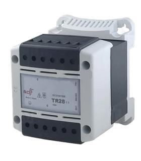 680400029 - Transformador de isolamento, 230VAC/230VAC 400VA - 680400029