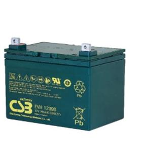 EVH12390 - Bateria AGM Ciclica 12V 39Ah - EVH12390
