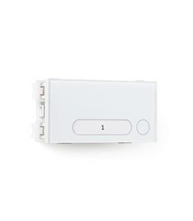 Modulo 1 pulsador simples para botoneira USOA - MPP-011